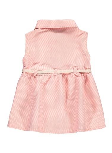 Civil Baby Civil Baby Kiz Bebek Elbise 6-18 Ay Pudra Pembe Civil Baby Kiz Bebek Elbise 6-18 Ay Pudra Pembe Renkli